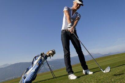 Campo da golf a Sarnonico