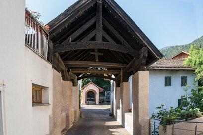 Alte Steinbrücke in Prissian