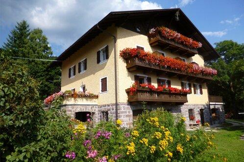 Steinerhof in Hafling, Südtirol