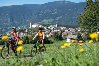 Bike Tour Lajen
