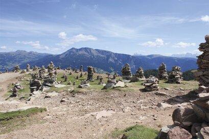 Stoanerne Mandlen/omini di pietra