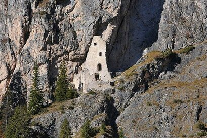 Selva Castle Ruins