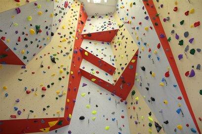 indoor climbing San Genesio/Jenesien