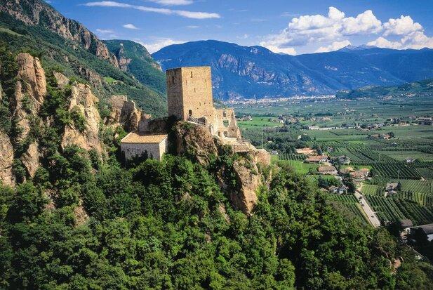 Terlan – Maultasch ruins