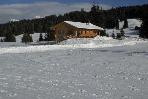 Mountain hut Tirler Schwaige
