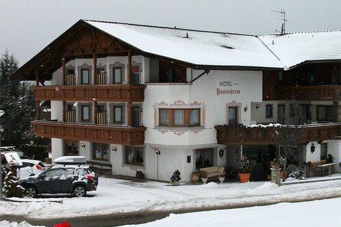 Hotel Rosenheim_Winter