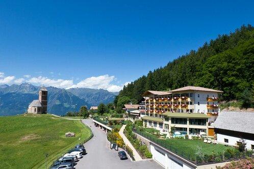 Hotel Sulfner in Hafling, Südtirol