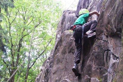 Klettergarten St. Hippolyt