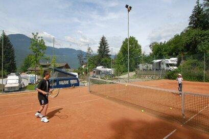 Tennisplätze Ganthaler