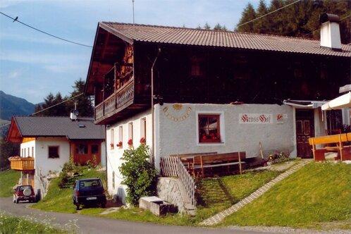 Urlaub auf dem Bauernhof Krösshof