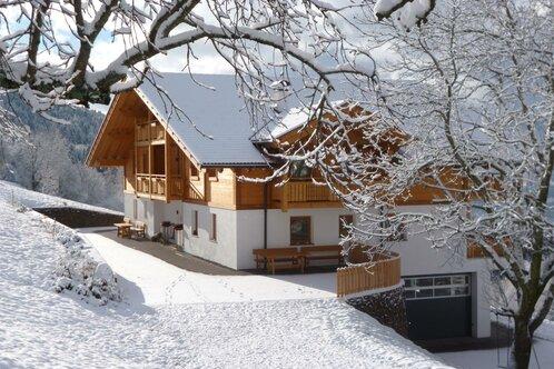 Thalerhof in Verano/Vöran, South Tyrol