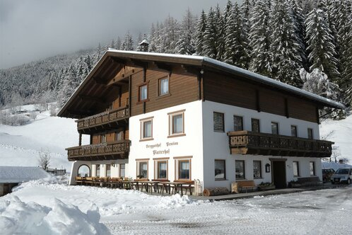 Platterhof albergo di montagna