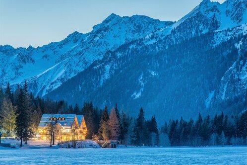 Mountain Lake Resort Seehaus