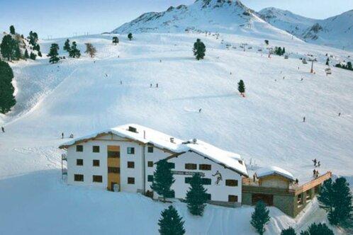 Skihaus Schöneben Fraiten