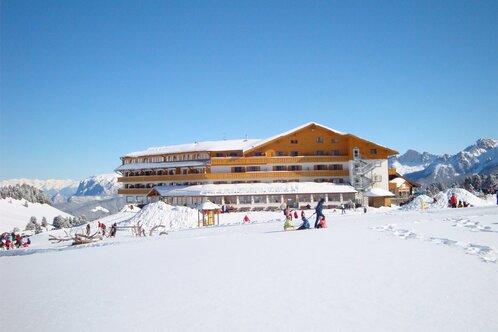 Hotel Schwarzhorn Winter
