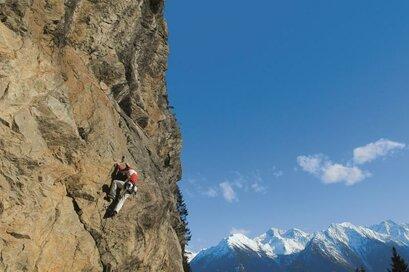 Klettern im Passeiertal