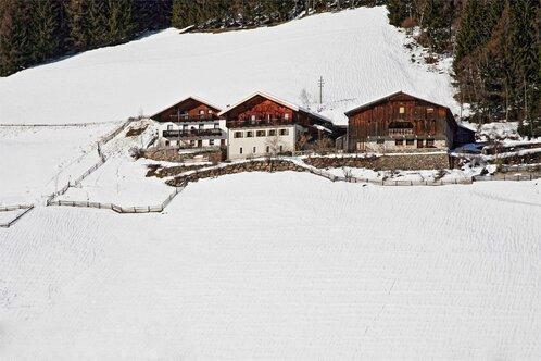 Urlaub auf dem Bauernhof Leiterhof, Sarntal, Südtirol