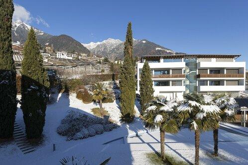 Appartament Krone lussuosi Tirolo Merano