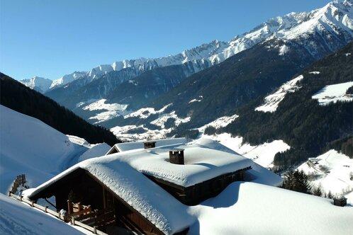 Agriturismo nelle montagne: Innertrein