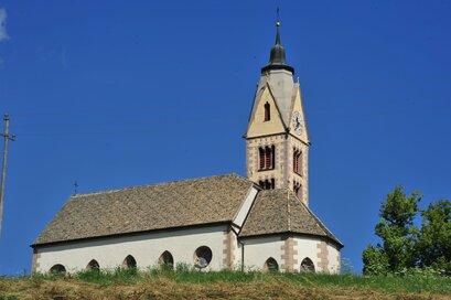 Parish church of in Anterivo