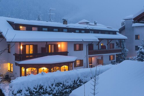 Garni Niederbacher winter dream