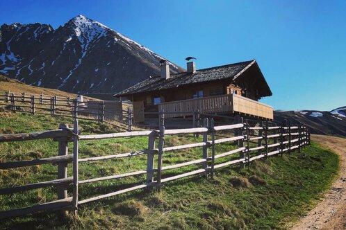 Riedinger Alm Mountain Hut