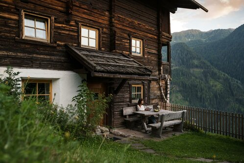 Mountain house Ebner