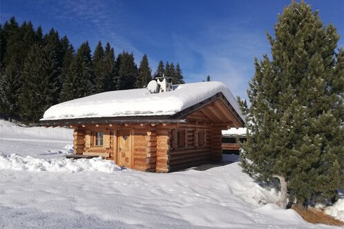 Plieger mountain hut