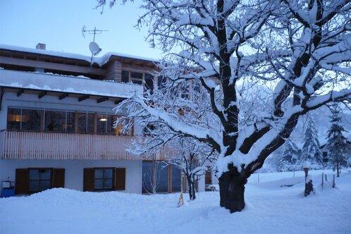 Brunnentalhof im Winter