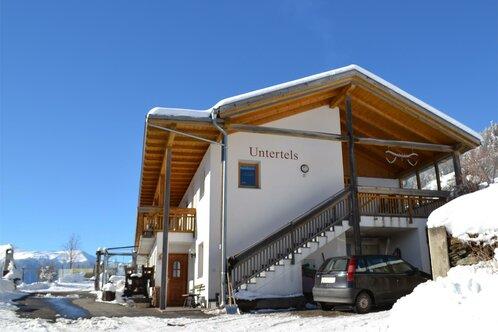 Untertelshof Winter