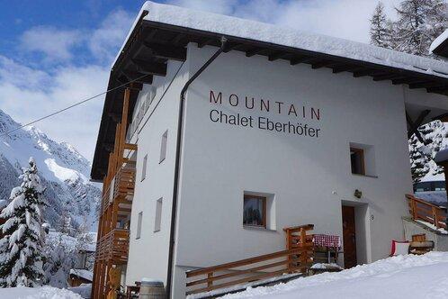 Mountain Chalet Eberhöfer Residence