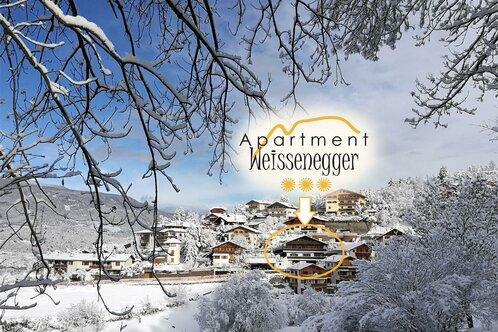 Apartment Weissenegger in winter