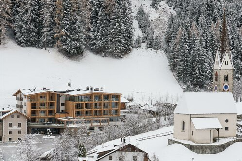 Hotel Natura Rainer inverno