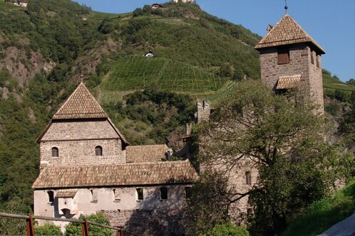 Castel Roncolo a Bolzano