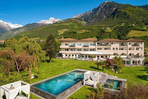 Romantico e lussuoso designhotel a 4 stelle in Alto Adige | Hotel a Merano
