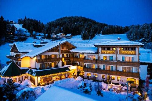 Hotel Viertlerhof in Hafling, Südtirol