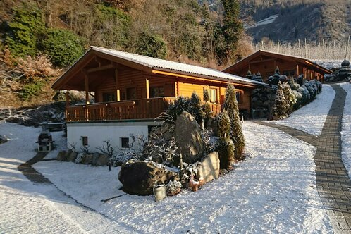 Winklerhof im Winter