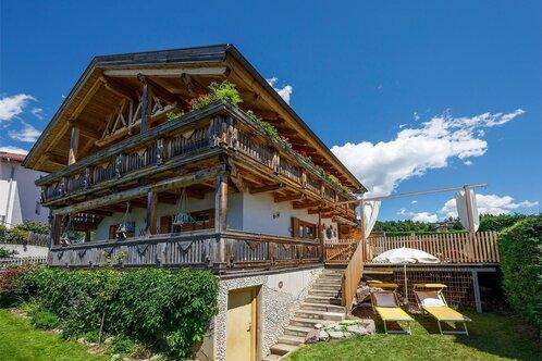 Bergchalet Fuchsberger in Verano/Vöran, South Tyrol
