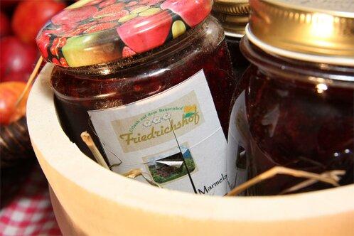Marmelade vom Friedrichshof
