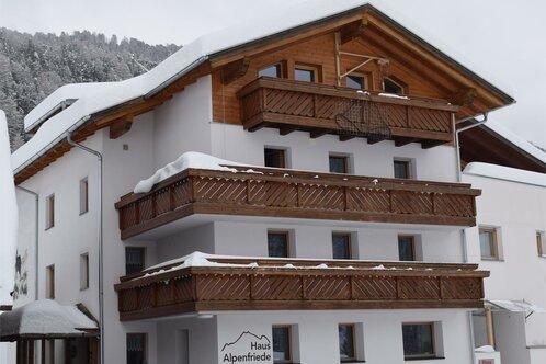 Villa Alpenfriede