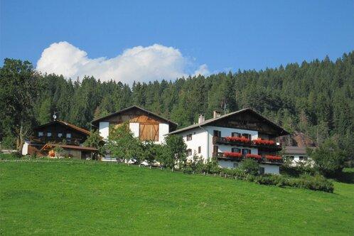 Rotsteinhof in Vöran, Südtirol