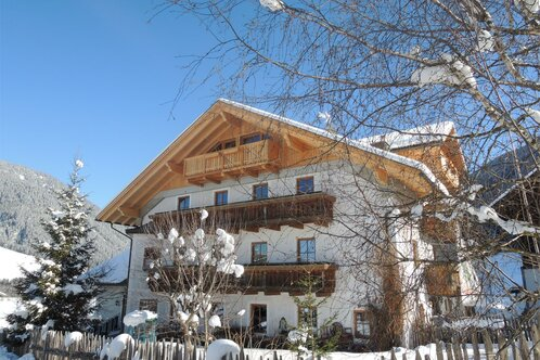 Hintnerhof in inverno