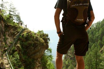 1000 Stufen Schlucht, Mario Entero