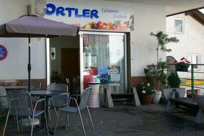 Ice-cream parlor Ortler