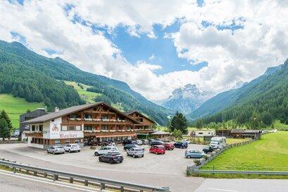 Hotel Bacher Rein in Taufers Riva di Tures