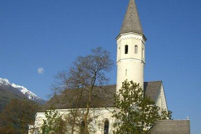 Chiesa Maria Lourdes Lasa