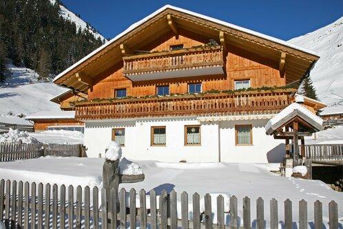 Urlaub auf dem Bauernhof Streckerhof, Sarntal, Südtirol