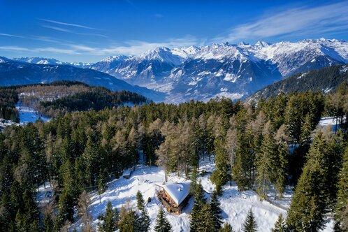Chalet Magdalena in Hafling/Avelegno, South Tyrol