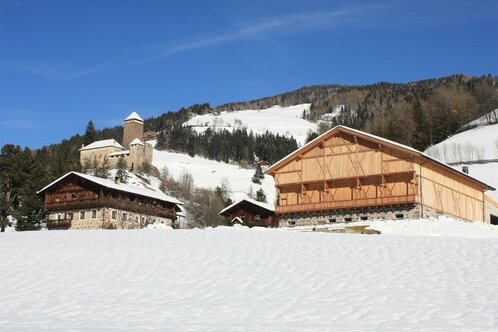 Farm Holiday Niederhauserhof, Val Sarentino/Sarntal Valley, South Tyrol