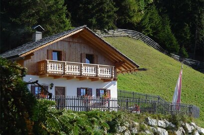 Malga Schwörz Valle Anterselva